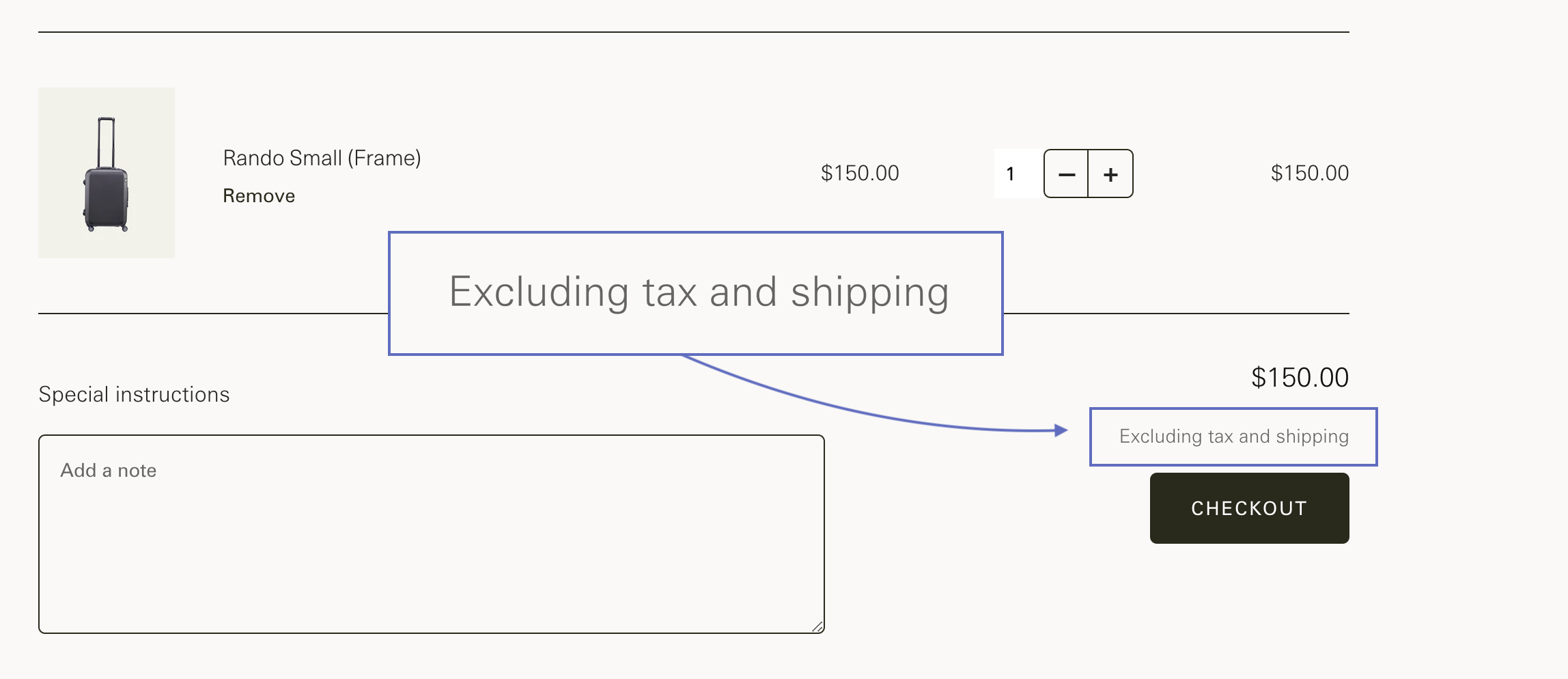 Change_tax_and_shipping_note_on_cart_page.png