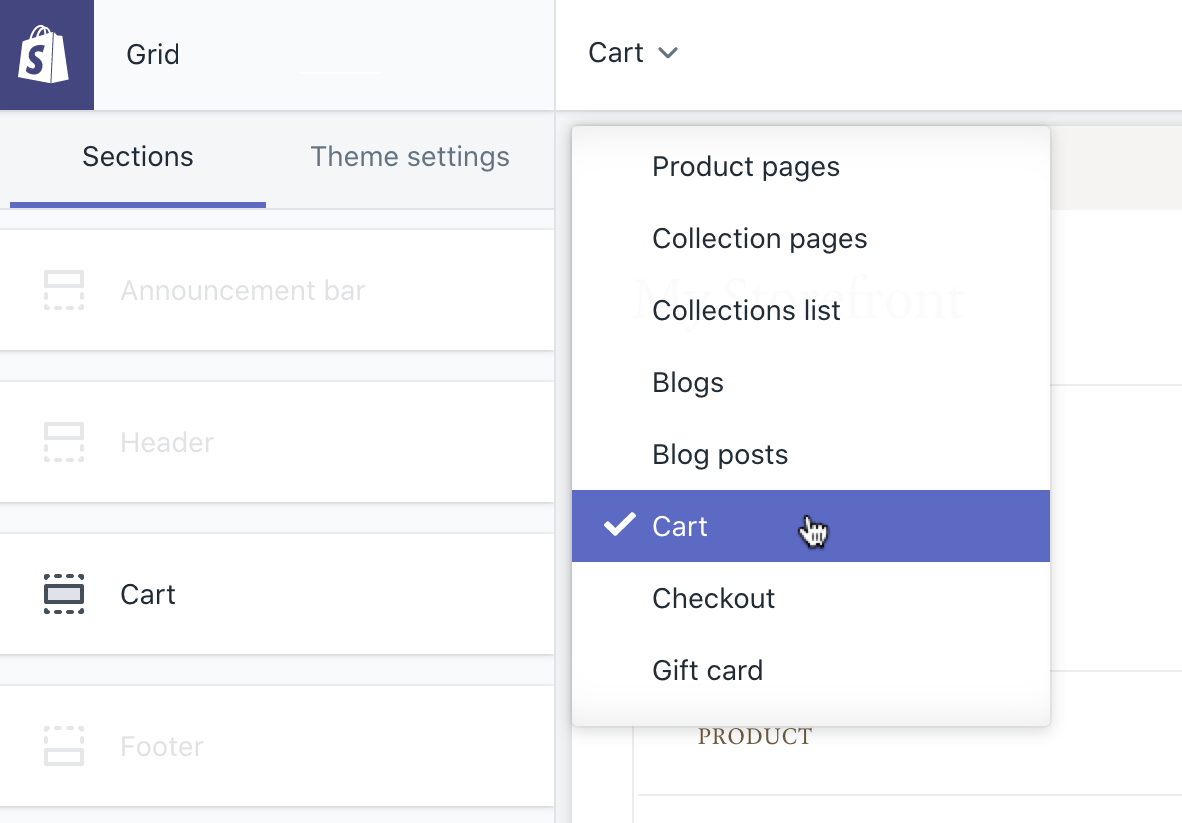 access_cart_page_settings_in_theme_editor.png